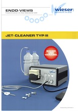 Jet-Cleaner Typ III